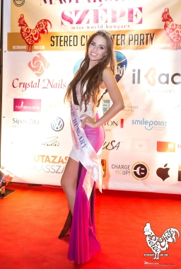 The Beauty Contest 2014.